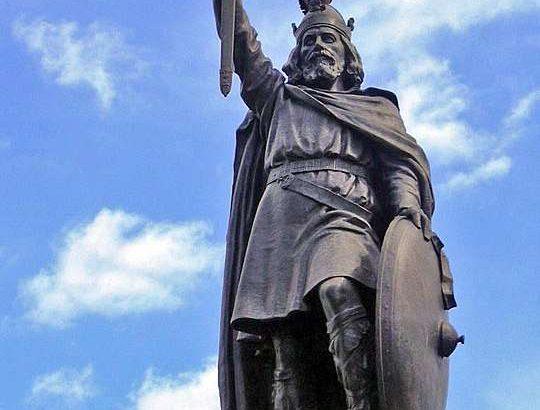 アルフレッド大王(Alfred the Great)