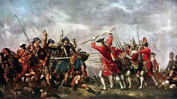 ジャコバイト最後の蜂起「カロデンの戦い」1745-46