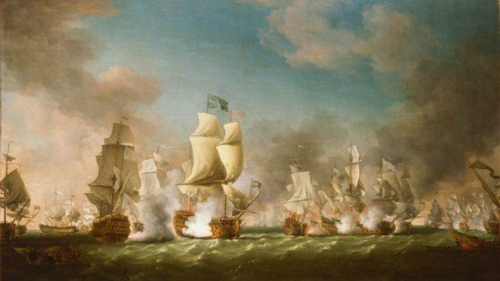 続・スペイン継承戦争:四国同盟戦争