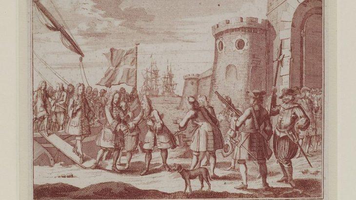 ジョージ1世、ジャコバイトの蜂起でトーリー党を警戒