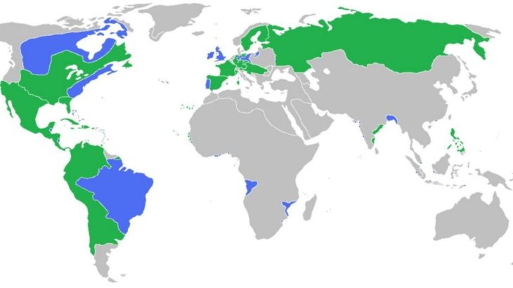 「七年戦争」を経てイギリスは植民地帝国へ