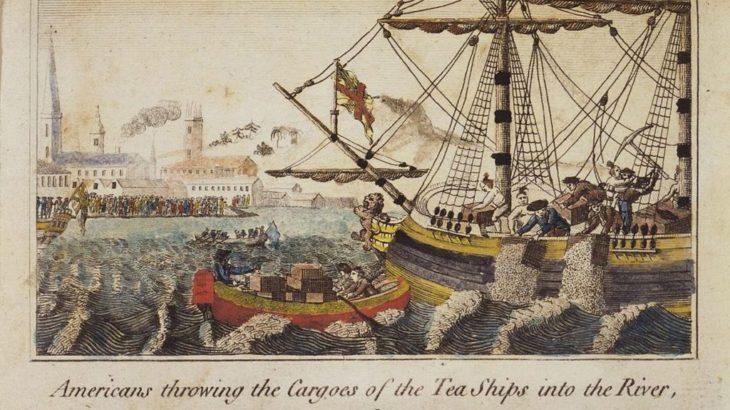 ボストン茶会事件:「茶法」とはどんな法で何が問題だったのか