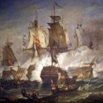 ネルソン「サンビセンテ岬の戦い」に勝利後「テネリフェの戦い」で腕を切断