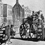 18世紀~19世紀の陸路