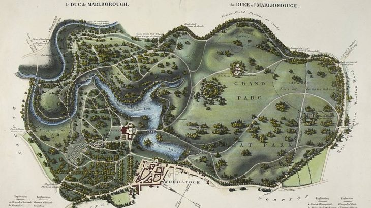 18世紀~19世紀初頭の建築家&造園家 – パッラディーオ様式と自然な美しい景観