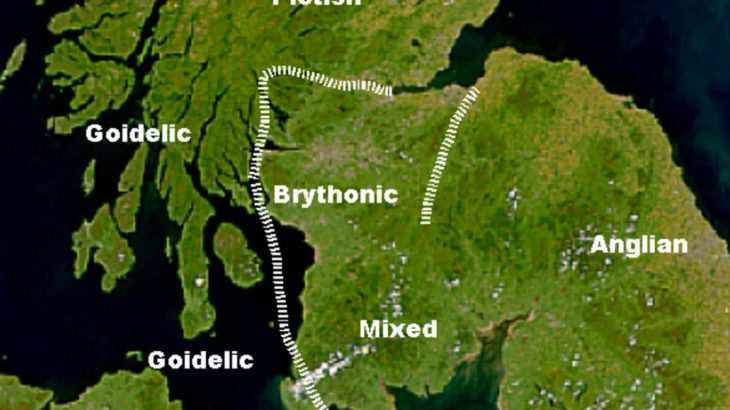 中世初期のスコットランド(5世紀~7世紀)