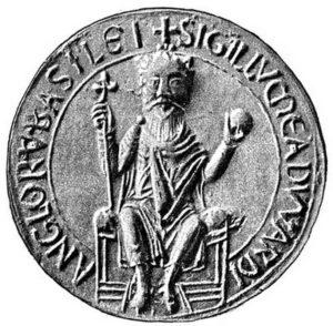 エドワード証聖王の封蝋