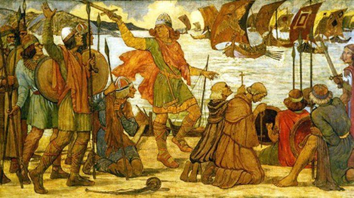 アイルランドのバイキング時代