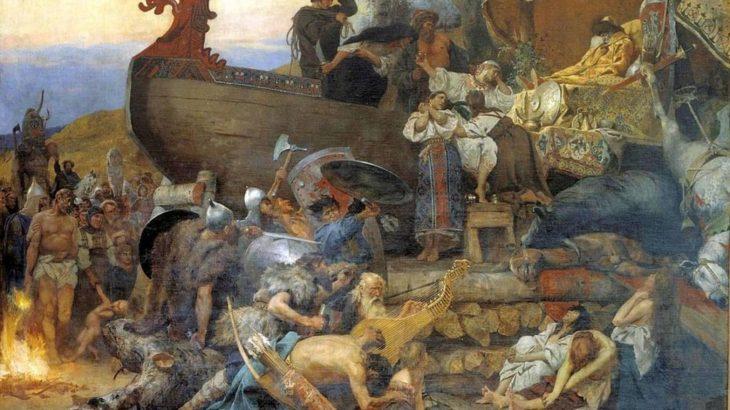 ヨーロッパのバイキング時代と後世への影響