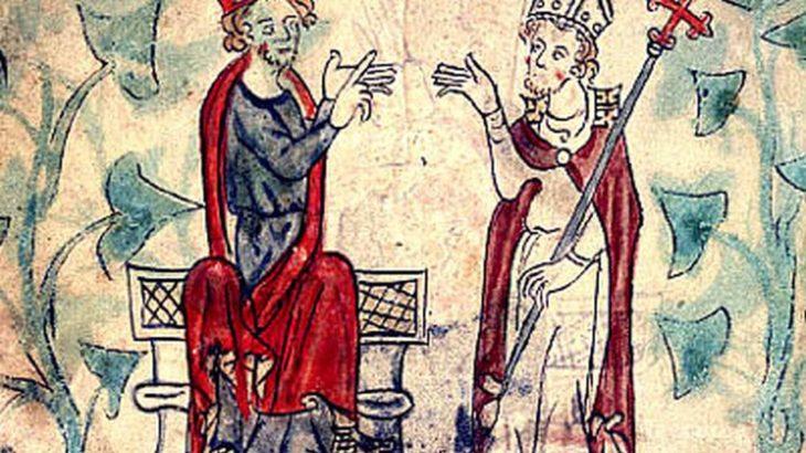 イングランド国王ヘンリー2世(1133 –  1189 / r. 1154 – 1189)