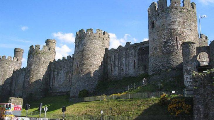 【ウェールズの城】エドワード1世が建てた4つの城