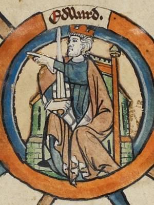 エドワード長兄王(Edward the Elder)